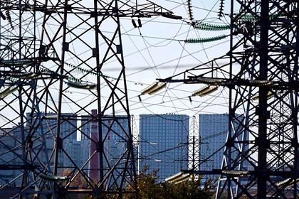 Россия обогнала США и Европу по ценам на электроэнергию