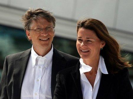 Bloomberg: В день объявления о разводе жена Гейтса получила акции на $1,8млрд