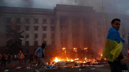 Слушания в ООН по поводу массовой бойни в доме Профсоюзов 2 мая в Одессе
