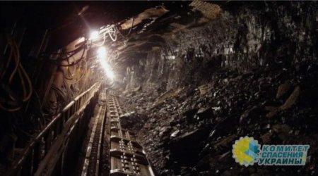 В подконтрольной Киеву Луганской области бастуют шахтеры