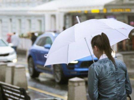 В Москве День Победы будет дождливым и облачным