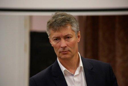 Евгения Ройзмана арестовали на 9 суток