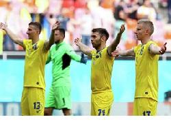 Сборная Украины по футболу вышла в плей-офф чемпионата Европы
