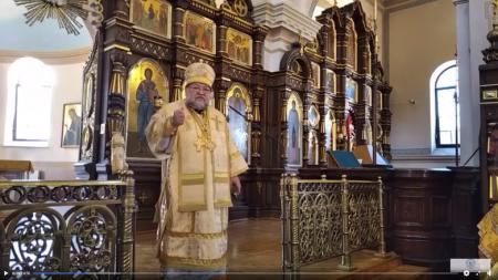 В Белоруссии лишили должности архиепископа за критику власти