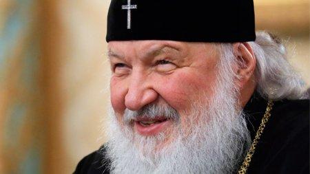 Патриарх Кирилл: воскресшие смогут проходить сквозь стены