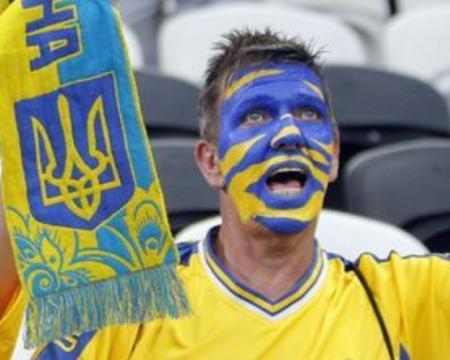 Зрада на Евро-2020: сборная Украины под флагом России