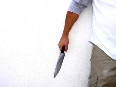 В Омской области многодетный отец зарезал 15-летнюю падчерицу, ранил жену и себя