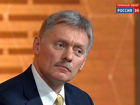 «Экономика работает»: Песков объяснил, почему помощь бизнесу сейчас не нужна