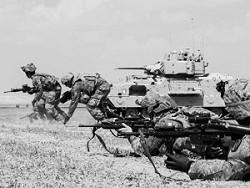 Британцы решили, что в России «умрут от смеха» при виде армии США