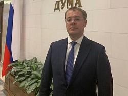 Суд арестовал имущество и счета депутата Госдумы Ковпака и его семьи