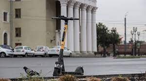 В России за полгода в ДТП с электросамокатами погибли пять человек, пострадали 188