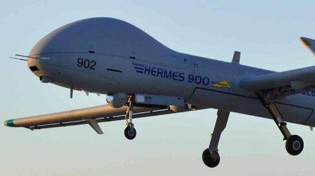Израиль - БПЛА под управлением ИИ: Умный рой летит в бой