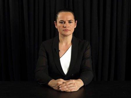 Тихановская рассчитывает на введение США секторальных санкций против Минска