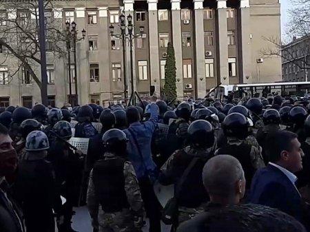Пятеро жителей Северной Осетии получили реальные сроки за участие в митинге против локдауна