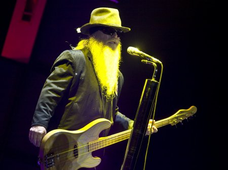 Бас-гитарист ZZ Top Дасти Хилл скончался в 72 года