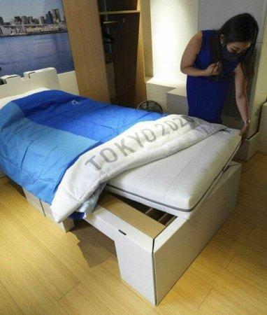 Олимпийские кровати