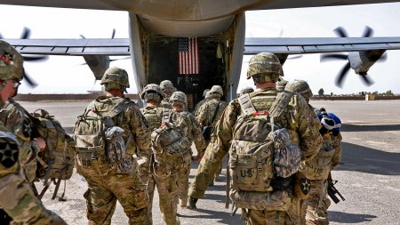 США вновь доказали отсутствие креативности и обвинили Россию в выводе войск из Афганистана