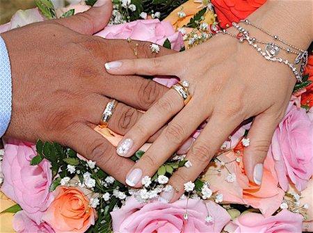 Внучка Лукашенко вышла замуж (фото)