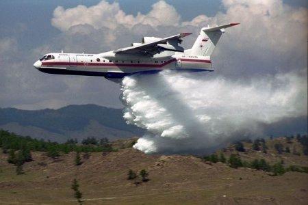 Россия выделила Турции еще 5 пожарных самолетов и 3 вертолета для борьбы с пожарами