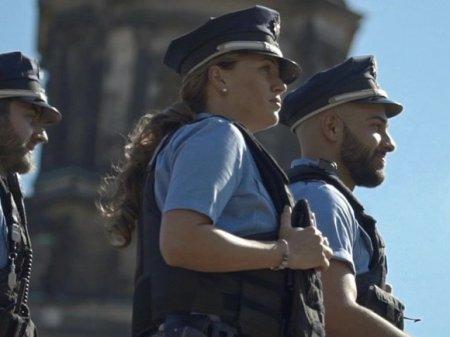 В Берлине задержали почти 500 человек на акции против антиковидных ограничений и вакцинации