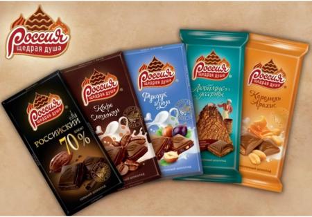 Россия опередит Швейцарию по экспорту шоколада по итогам 2021 года