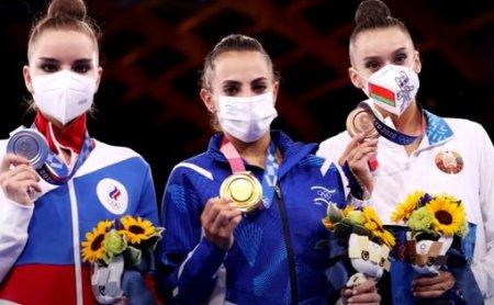 Израиль-художественная гимнастика: победа Линой Ашрам создала нам политические проблемы