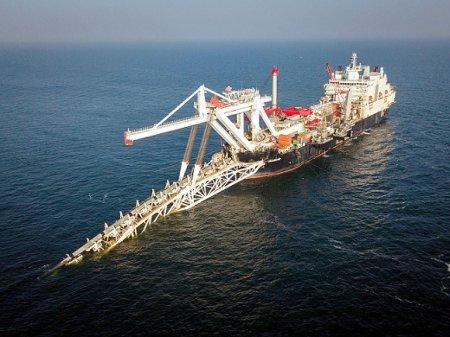 Газ в Европе ощутимо подешевел на новостях о «Северном потоке-2»
