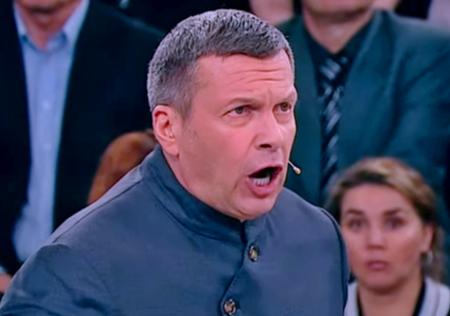 Телеведущий Соловьев не пропустил спецтранспорт в Москве и получил штраф