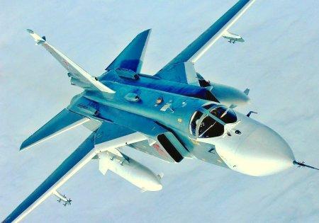 Самолётопад продолжается. Су-24 разбился в Перми
