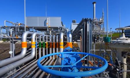 Цена на газ в Европе побила рекорд