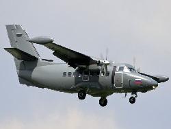 Пассажирский самолет L-410 разбился под Иркутском