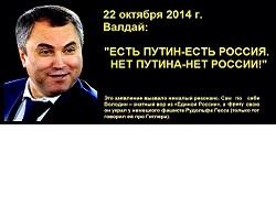 Путин предложил кандидата на пост спикера Госдумы
