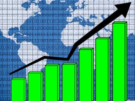 Росстат: Экономика РФ в I полугодии прибавила 4,8%