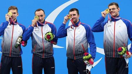 Сборная России заняла четвертое место в золотом зачете Паралимпиады