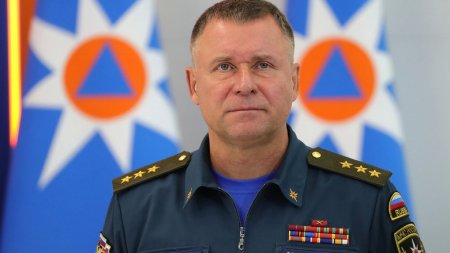 В память о погибшем главе МЧС Зиничеве в Москве назовут улицу