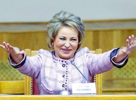 Матвиенко: электронное голосование планируется в будущем расширить