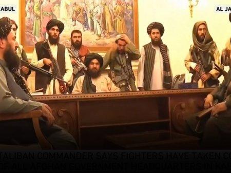 Талибы обвинили Таджикистан во вмешательстве во внутренние дела Афганистана и пригрозили ему «противодействием»