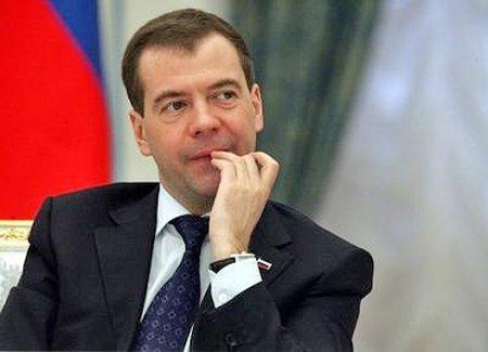 Медведев рассказал, почему не пошел в Госдуму
