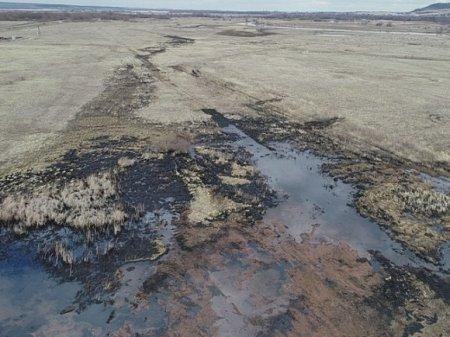 На Сахалине произошла утечка нефти