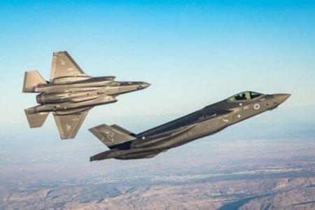 Израиль перебросил новые истребители F-35 в Азербайджан