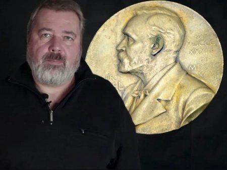 Муратов признался, что отдалбы Нобелевскую премию мира Навальному
