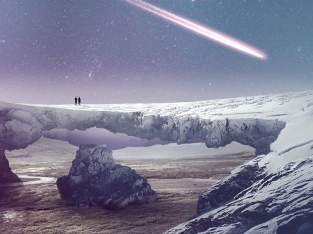 Ученых смутил бороздящий Солнечную систему гибрид кометы и астероида