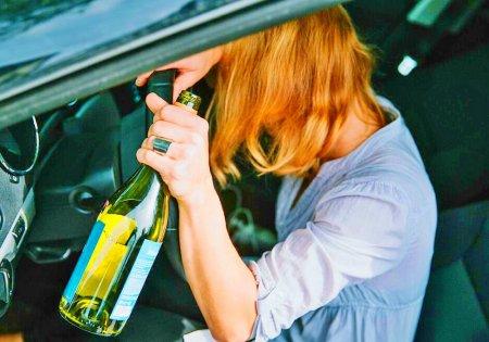 Россиян пожизненно хотят лишать прав за пьяное вождение