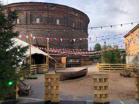 В петербургском «Люмьер-холле» пройдет передвижной фестиваль театров
