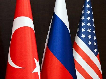В Вашингтоне заявили, что ждут от Анкары пояснений насчет слов Эрдогана о высылке послов