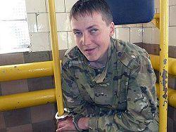 Как наводчица Савченко ошиблась дверью и оказалась в... Воронеже