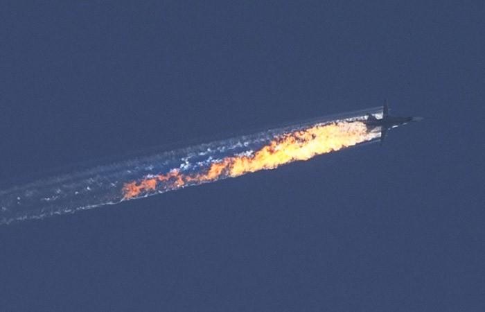 Ответ туркам за сбитый самолет