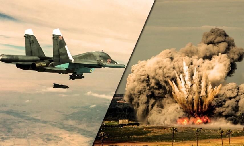 Мощные удары ВКС РФ и САА: полный крах наступления боевиков в Хаме и Идлибе