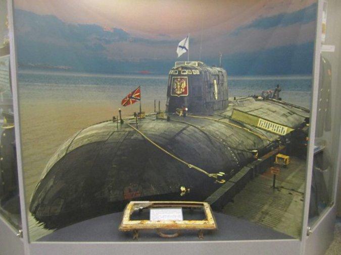 спасский подводные лодки