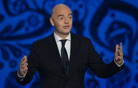Глава ФИФА: Видеорефери будут впервые использованы на ЧМ 2018 года